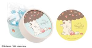 「カービィカフェ」BOXキャンディ おひるね(ステッカー付)<ソーダ味>