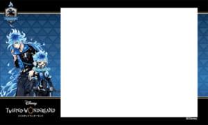 プリ機「EMMYCHUU」×「ディズニー ツイステッドワンダーランド」オリジナルシールふちデザイン第2弾 イグニハイド