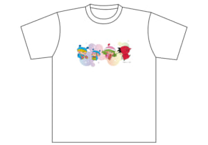 「ミルモでポン!」×「THEキャラSHOP」Tシャツ