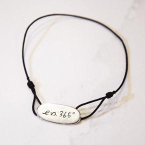 「en.365° エンサンビャクロクジュウゴド 2021 S/S ブレスレット
