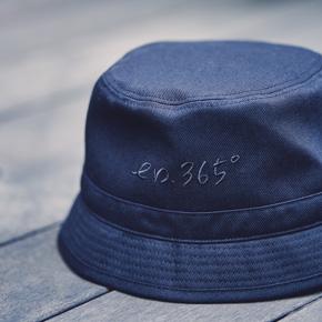 en.365° エンサンビャクロクジュウゴド ×CA4LA BUCKET HAT