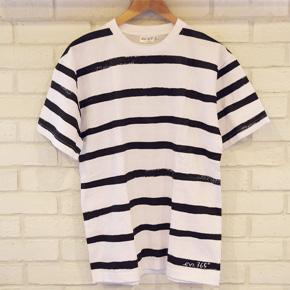 「en.365° エンサンビャクロクジュウゴド 2021 S/S T-shirt(border)
