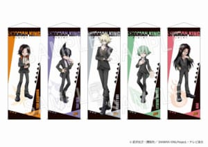 TVアニメ「シャーマンキング」×「マルイ」期間限定ショップ スリムタペストリー スーツVer(全5種)