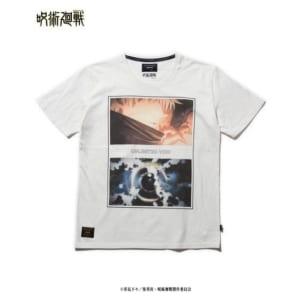 「呪術廻戦」×「glamb」Gojo T 白