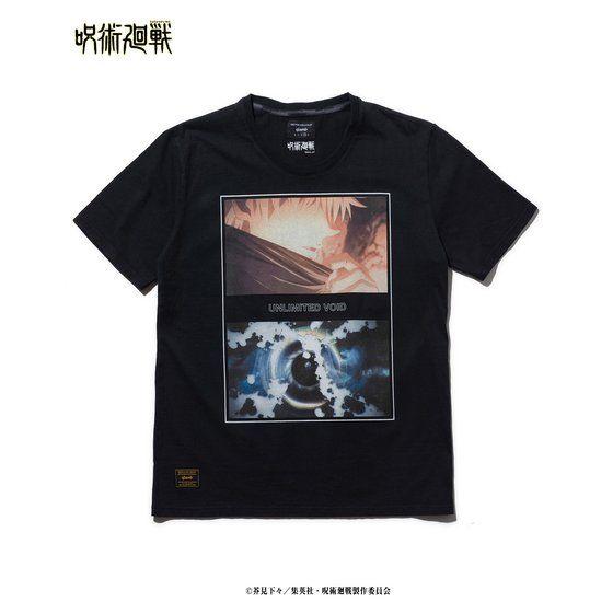 「呪術廻戦」×「glamb」Gojo T 黒