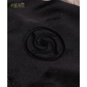 「呪術廻戦」×「glamb」Fushiguro reversible ska JKT 裏・刺繍