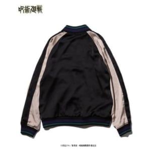 「呪術廻戦」×「glamb」Fushiguro reversible ska JKT 裏・後ろ