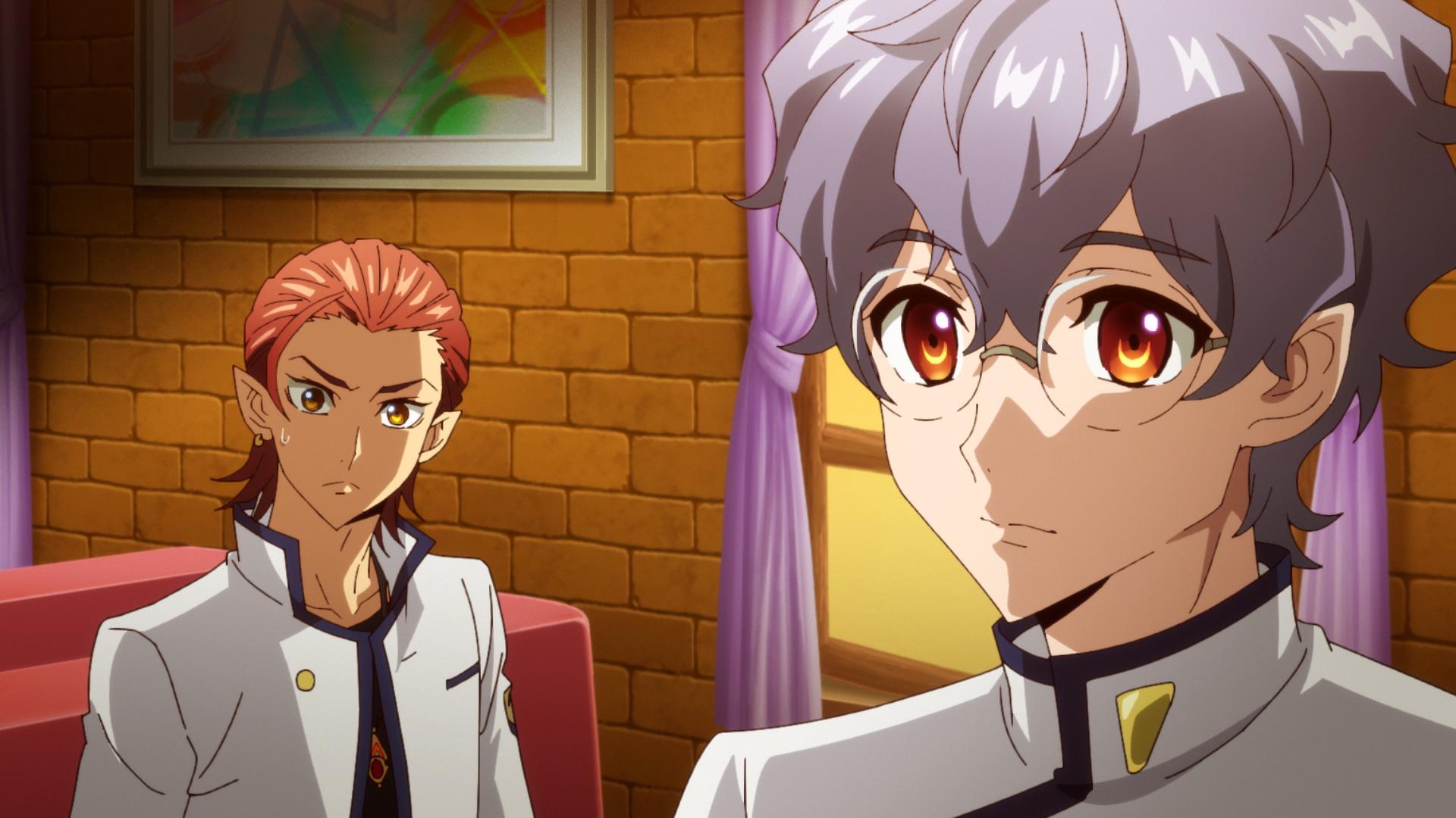 TVアニメ「Fairy蘭丸」焔が漫画のモデルに抜擢!新人漫画家と担当編集者の対立を解決できるのか?