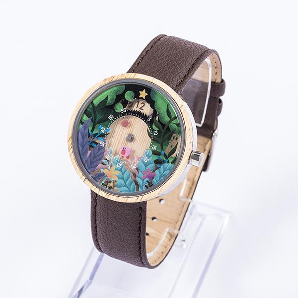 「星のカービィ」×「SuperGroupies」腕時計