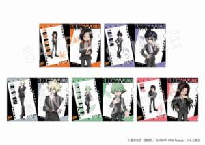 TVアニメ「シャーマンキング」×「マルイ」期間限定ショップ クリアファイル スーツVer(全5種)