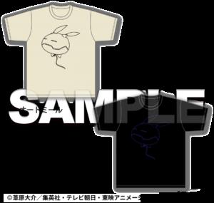 「ワールドトリガー POP UP STORE in ロフト」Tシャツ