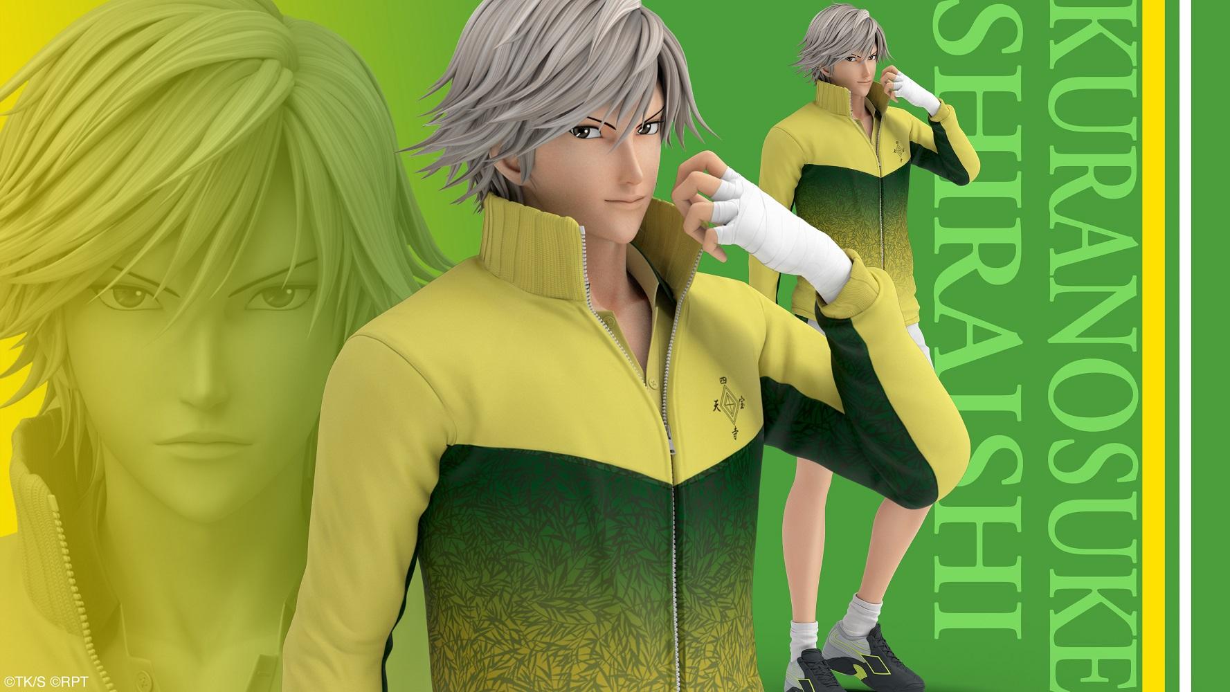 「リョーマ! The Prince of Tennis 新生劇場版テニスの王子様」白石蔵ノ介(CV.細谷佳正さん)