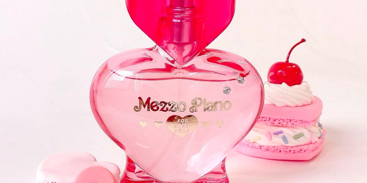 これはエモい!みんな大好きだった「メゾピアノ」の香水が復刻決定!フルーティーな思い出の香りをもう一度
