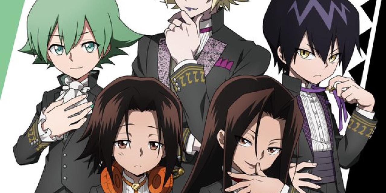 TVアニメ「シャーマンキング」×「マルイ」描き下ろしのスーツ姿がたまらん!期間限定ショップでグッズをゲットしよう