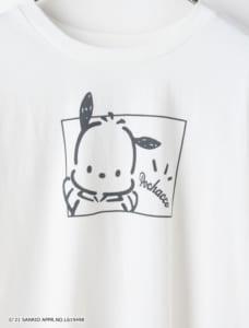 サンリオキャラTシャツ(ポチャッコ)ホワイト
