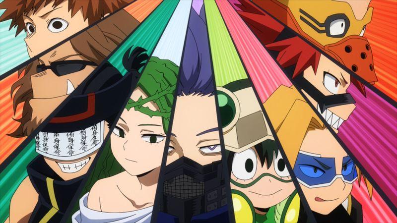 TVアニメ「ヒロアカ」ついにA組とB組の対抗戦がスタート!そこには普通科の心操人使(CV.羽多野渉さん)の姿も!?