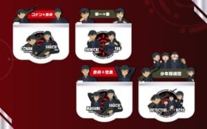 劇場版「名探偵コナン 緋色の弾丸」×「セブン-イレブン」キャンペーン スライドケース