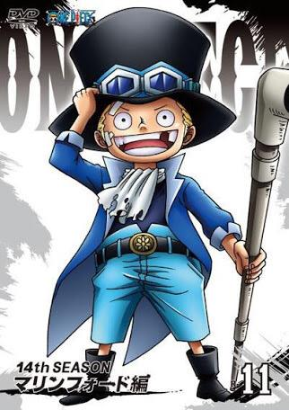 ONE PIECE:少年サボ