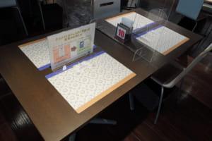 『種村有菜』×アニメイトカフェ テーブル席