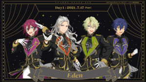 「あんさんぶるスターズ!! Starry Stage 4th」Eden