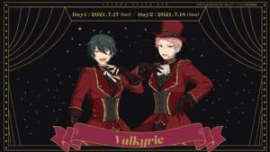 「あんさんぶるスターズ!! Starry Stage 4th」Valkyrie