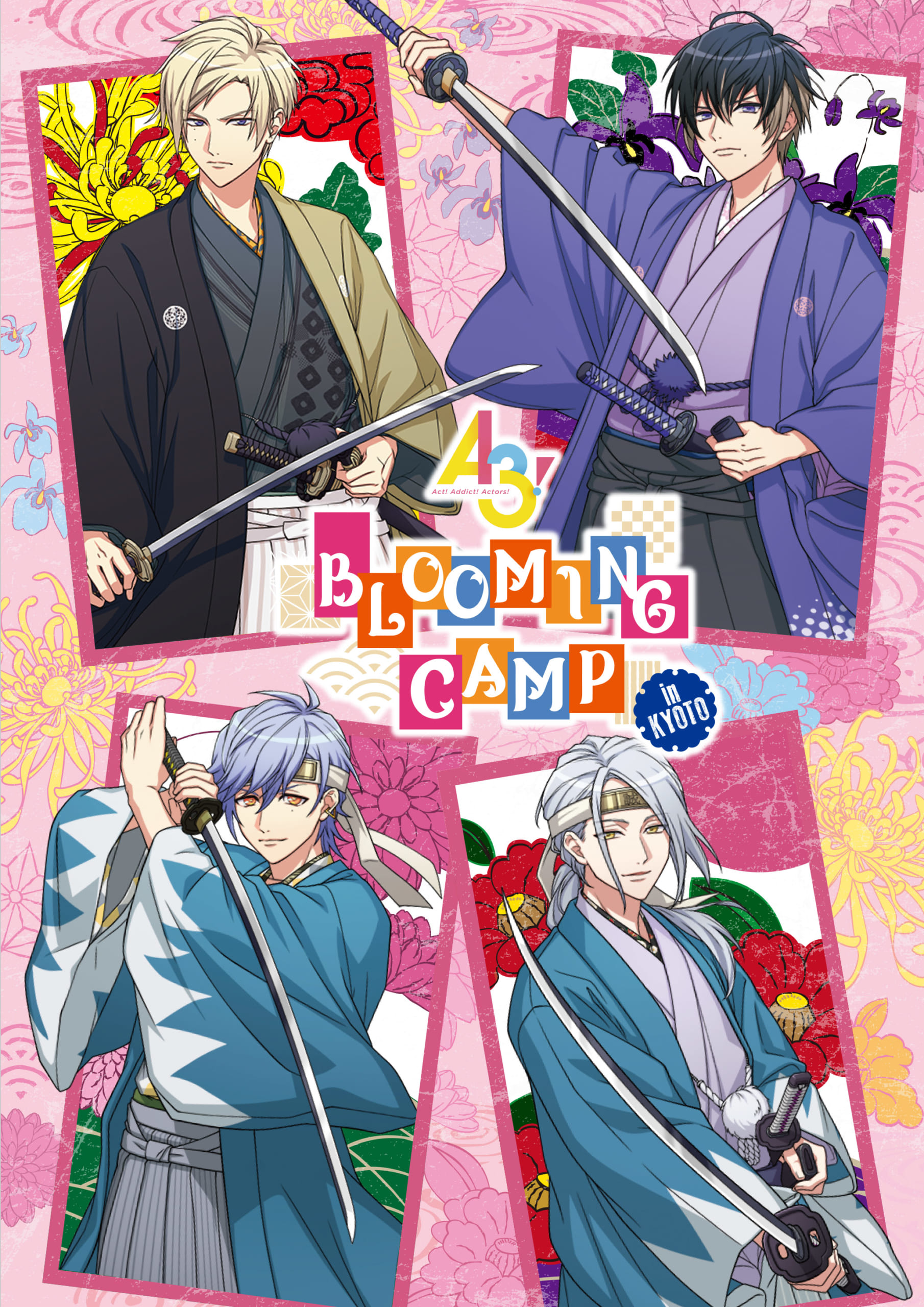 A3! BLOOMING CAMP in KYOTO 描き下ろし