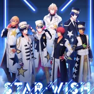 うたの☆プリンスさまっ♪」10th Anniversary CD ST☆RISH Ver. ジャケット