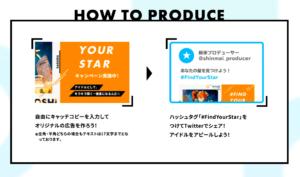 「あんさんぶるスターズ!!」ES アイドル プロデュースキャンペーン
