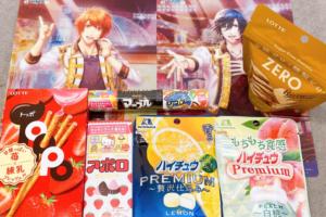 「ファミリーマート」×「うたの☆プリンスさまっ♪ Shining Live」コラボキャンペーン お菓子&クリアポスター