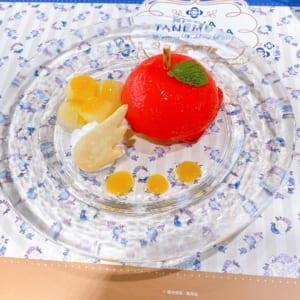 『種村有菜』×アニメイトカフェ「神風怪盗ジャンヌ」天使のペルの実ケーキ引き