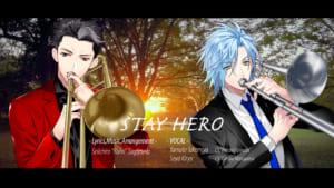 「JAZZ-ON!」4月20日(火)21:00プレミア公開「STAY HERO」