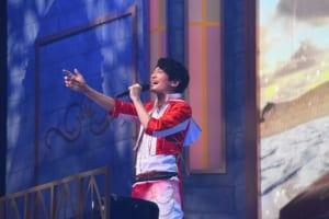「Disney 声の王子様 Voice Stars Dream Live 2021」島﨑信長さん