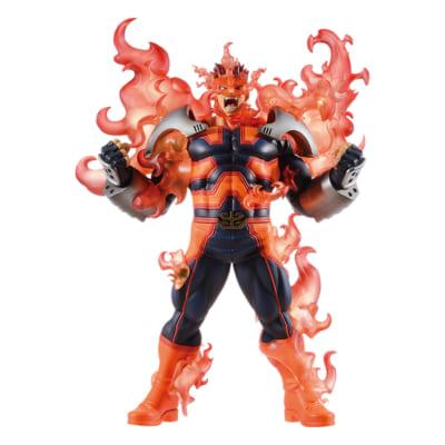 「一番くじ 僕のヒーローアカデミア HERO VS VILLAINS」D賞 エンデヴァー;figure