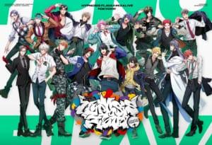 「ヒプノシスマイク -Division Rap Battle- Hypnosis Flava@Mixalive TOKYO」キービジュアル