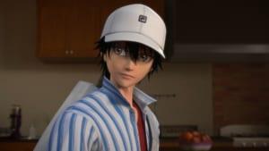 「リョーマ!The Prince of Tennis 新生劇場版テニスの王子様」特報カット