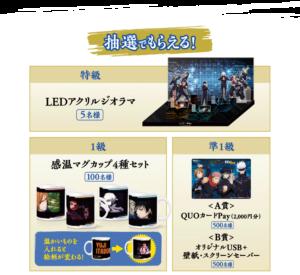 TVアニメ「呪術廻戦」×「エディオン」抽選商品