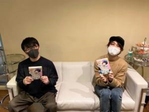 「性癖ヤバめなオトコに狙われました。」阿部敦さん&中島ヨシキさん