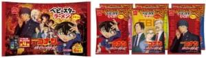 名探偵コナン 緋色の弾丸×ベビースターラーメン(チキン味)6袋入 パッケージ