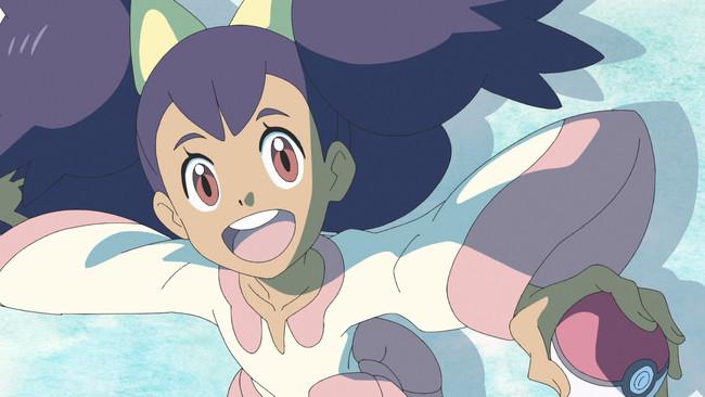 TVアニメ「ポケモン」約7年ぶりにBWのヒロイン・アイリスが登場!CVを務める悠木碧さんからコメント到着