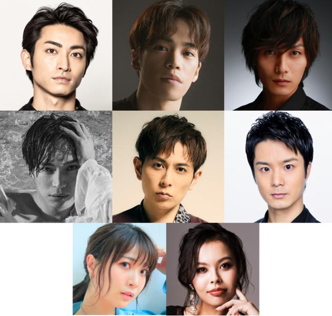 衝撃のミステリーミュージカル「ジャック・ザ・リッパ―」日本版初上演!小野賢章さん、加藤和樹さん、松下優也さんらが出演