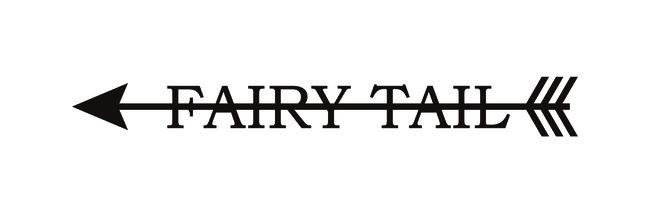 「Fairytale」ロゴ