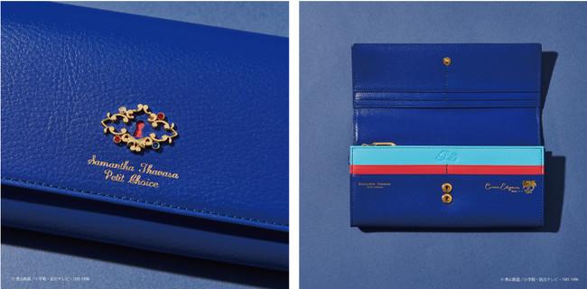 「名探偵コナン」×サマンサタバサプチチョイス 江戸川コナンモデル 長財布&ウォレットショルダーバッグ