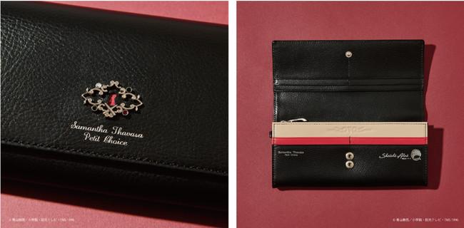 「名探偵コナン」×サマンサタバサプチチョイス  赤井秀一モデル 長財布&ウォレットショルダーバッグ