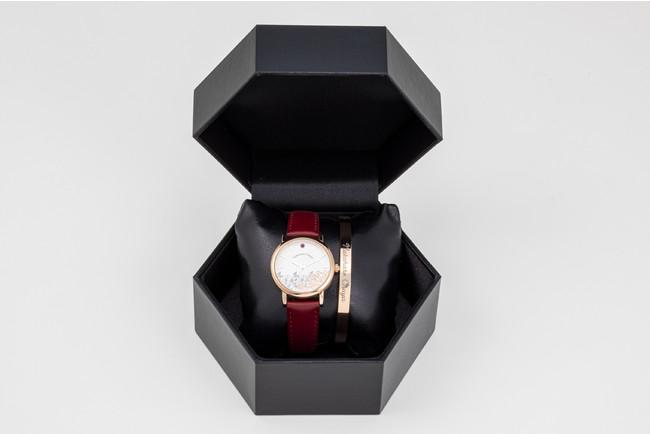 「文豪ストレイドッグス」×「EMooooN」ブレスレット付き腕時計 中原中也モデル 専用BOX