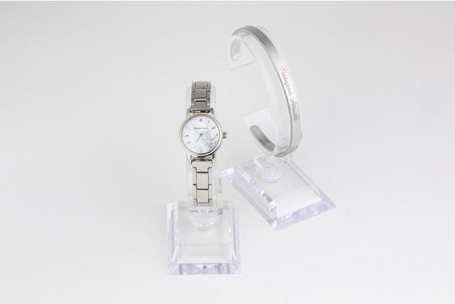 「文豪ストレイドッグス」×「EMooooN」ブレスレット付き腕時計中島敦モデル