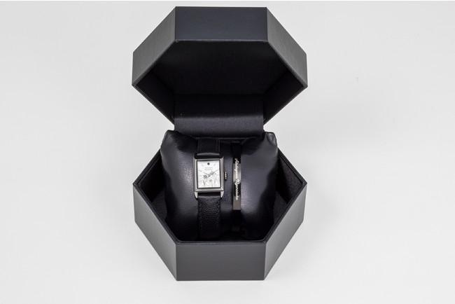 「文豪ストレイドッグス」×「EMooooN」ブレスレット付き腕時計 芥川龍之介モデル 専用BOX