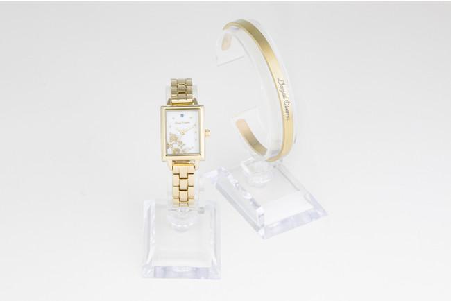 「文豪ストレイドッグス」×「EMooooN」ブレスレット付き腕時計 太宰治モデル