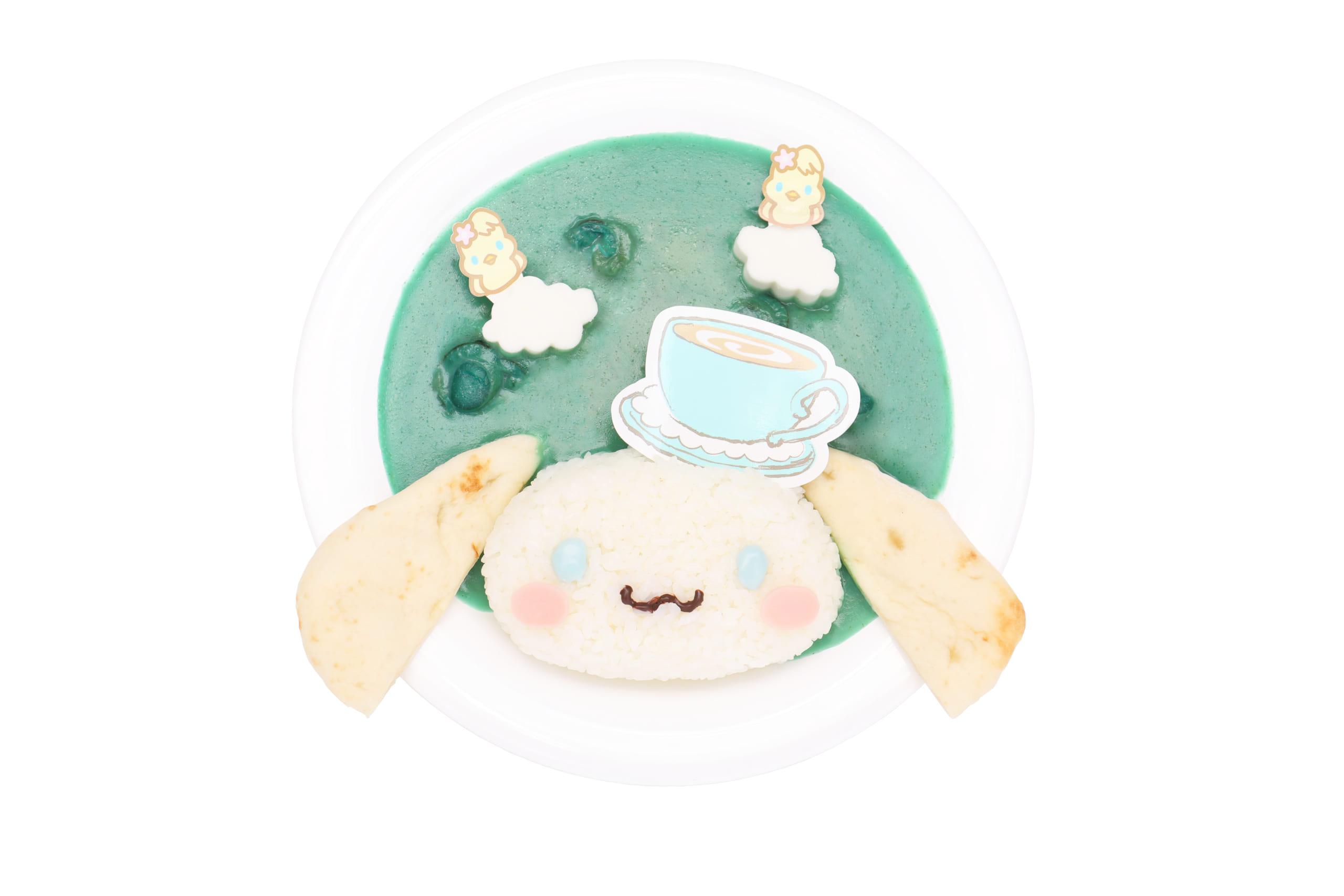 「サンリオピューロランド」あのブルー&ピンクのカレーがお家で楽しめる!初のレトルトカレーで食卓を彩ろう
