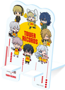 「TOWER RECORDS CAFE × 怪物事変」アクリルスマホスタンド