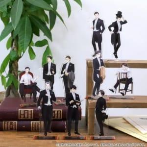 「ジョーカー・ゲーム放送5周年記念フェア」アクリルスタンド